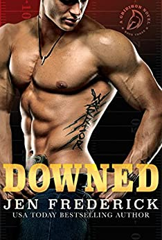 Downed: A Novel (Gridiron Book 3) by [Frederick, Jen]