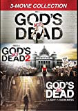 Pure Flix Entertainment DVD-God's Not Dead: 3-Movie
