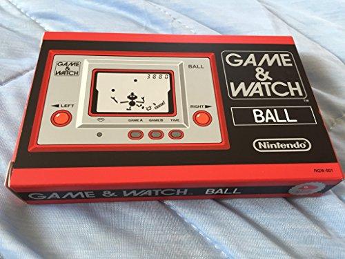 Game Watch Ball reprint japan