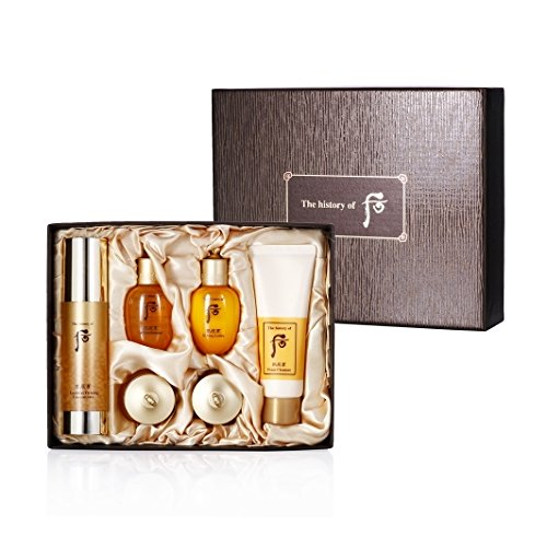 The History of Whoo Essential Firming Concentrate Ampoule Gift Set