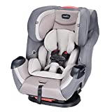 Best All In One Car Seats - Evenflo Platinum Symphony LX Car Seat, Sahara Review