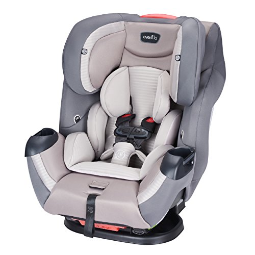 Seat Car Baby Fix (Evenflo Platinum Symphony LX Car Seat, Sahara)
