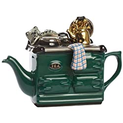 Whimsical Teapots from the TeaPottery | amazon.com