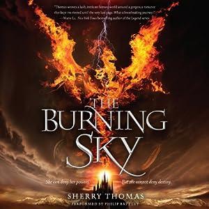 The Burning Sky Hörbuch
