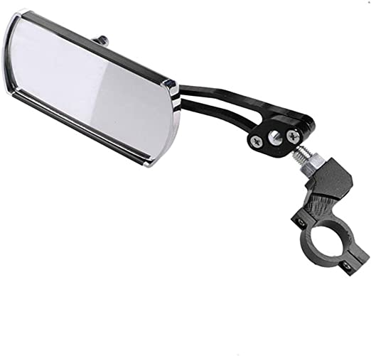 Handlebar Mounted Flexible Rear View Mirror