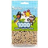 Perler Bead Bag, Tan
