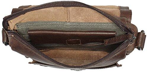 Spikes & Sparrow  Spikes & Sparrow, sac bandoulière femme 4x25x20 cm (B x H x T)