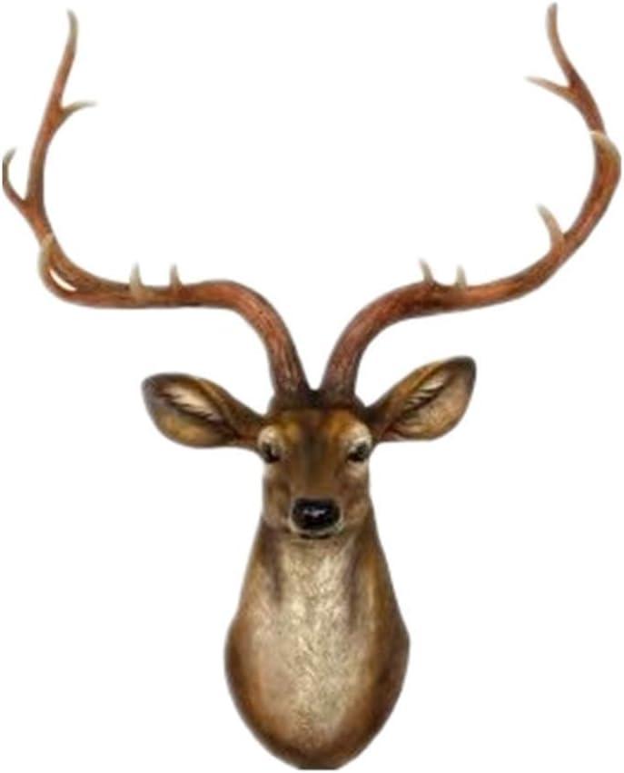 Buck Stag Deer Head Wall Decal Bedroom Living