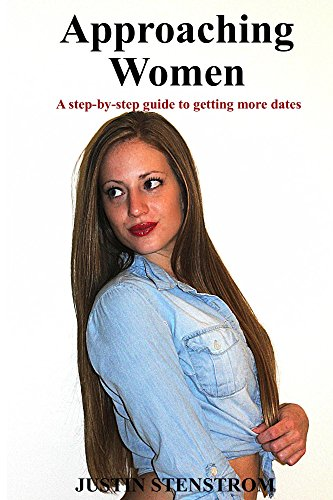 Approaching Women step step getting ebook product image