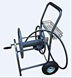 Tuff Yard Equipment Reel Hose Reel Cart holds 260' of 5/8 hose (not included) YTF-26058HRC2