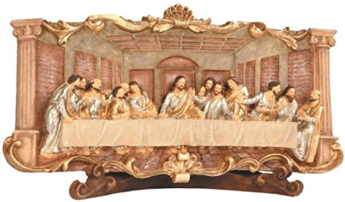 Fantastic Last Supper Sculpture Wall Art Component - Wall Art ...