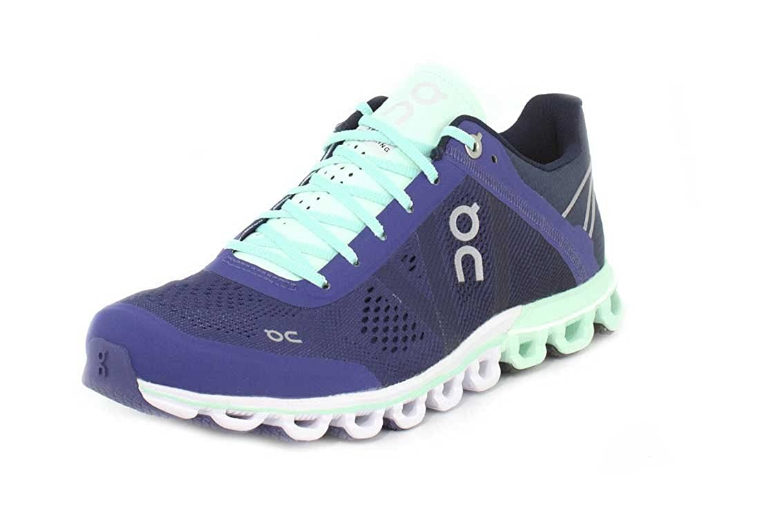 new products 92adf 7b9fc Amazon.com | On Running Cloudflow Women's Shoes Dawn/Jade ...