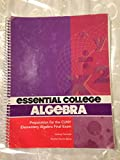 img - for Essential College Algebra book / textbook / text book