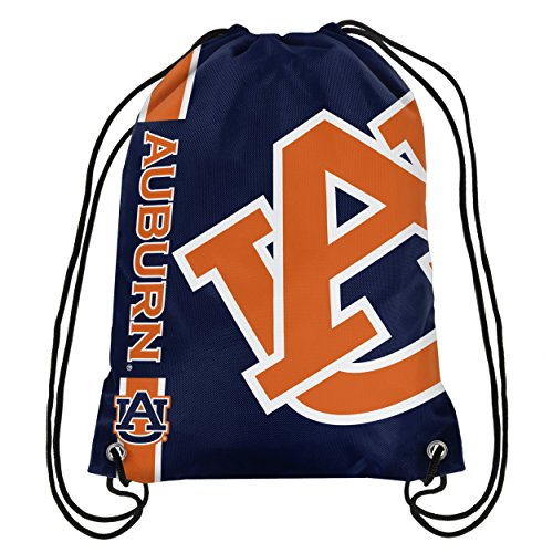 NCAA Auburn Tigers Adult Drawstring - Tigers Auburn Backpack