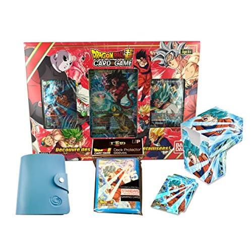 Dragon Ball Super Coffret Gift Box En Français Avec