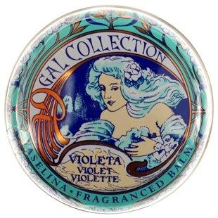 Perfumeria Gal Fragranced Balm (Violet) - Violet Collection