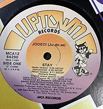 Jodeci - Stay [Vinyl] - Amazon com Music