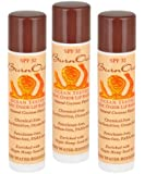 SPF 32 Lip Balm - Natural Coconut (3 pack)
