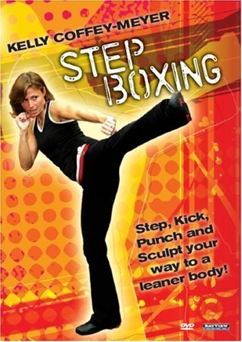 Kelly Coffey-Meyer: Step Boxing Workout by Bayview Films by Greg Twombly by Bayview Films