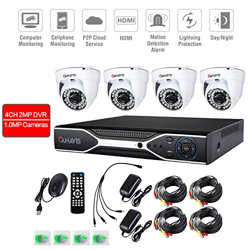 Security Camera CANAVIS Channel Surveillance product image
