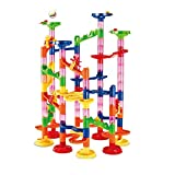 Best Learning Toys - WTOR Marble Run Coaster Railway Toy Marble Adventure Review