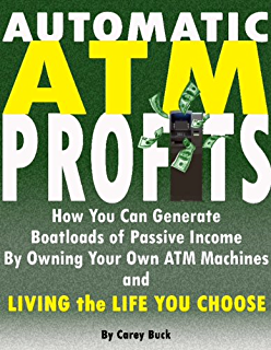 Amazon the amazing money machine how to make money and build a automatic atm profits how you can generate boatloads of passive income by owning your own malvernweather Choice Image