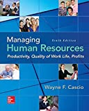 img - for Managing Human Resources: Productivity, Quality of Work Life, Profits (Irwin Management) book / textbook / text book