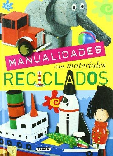 Amazon Com Manualidades Materiales Reciclados Adivinanzas Y
