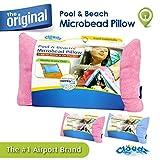 Cloudz Pool & Beach Microbead Pillow - Pink