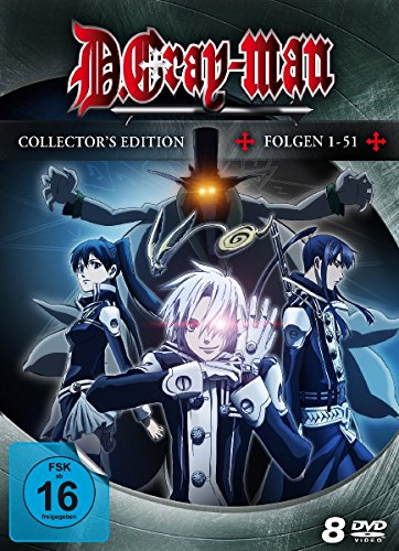 (D.Gray-Man - Collector's Edition)