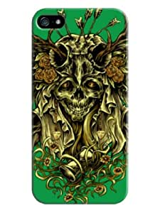 Christopher Tinnermon Most Popular Durable iphone 5/5s Hard Case TPU Unique