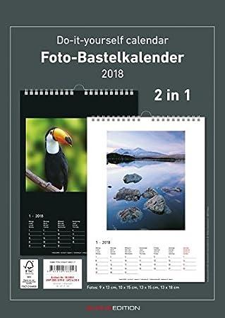 Wall calendar diy 2018 21 x 297 cm amazon office products wall calendar diy 2018 21 x 297 cm solutioingenieria Gallery