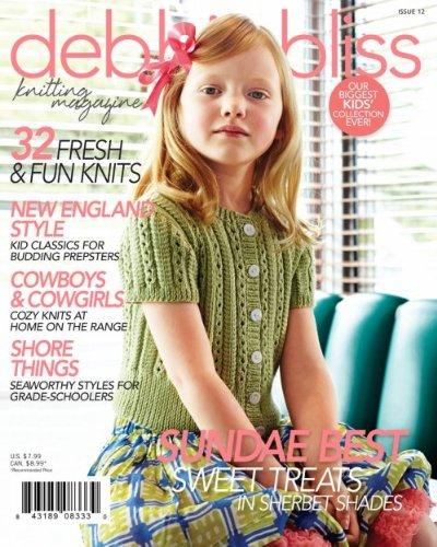 Debbie Bliss Knitting Magazine (Debbie Bliss Knitting Magazine Spring/Summer 2014)
