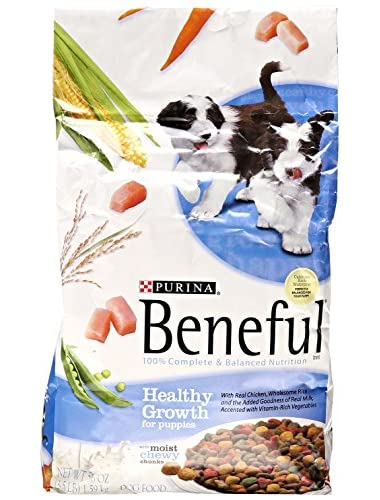 Purina Beneful Puppy Food, 3.5 lb