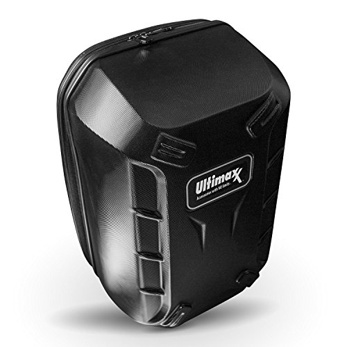 Ultimaxx Hardshell Backpack Water Resistant Travel Carry