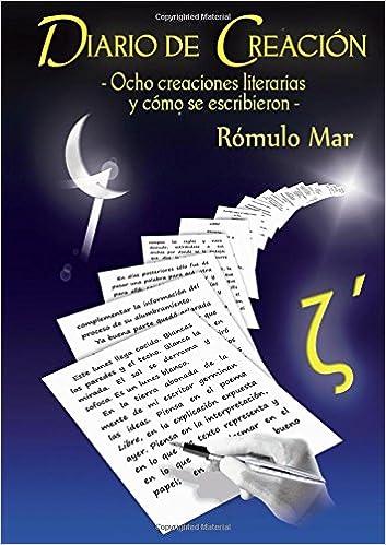 Descarga gratuita de libros electrónicos en formato txt Diario de Creación: -Ocho creaciones literarias y como se escribieron- PDF RTF 1500839132