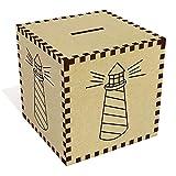 Azeeda Large 'Lighthouse' Money Box / Piggy Bank (MB00067922)