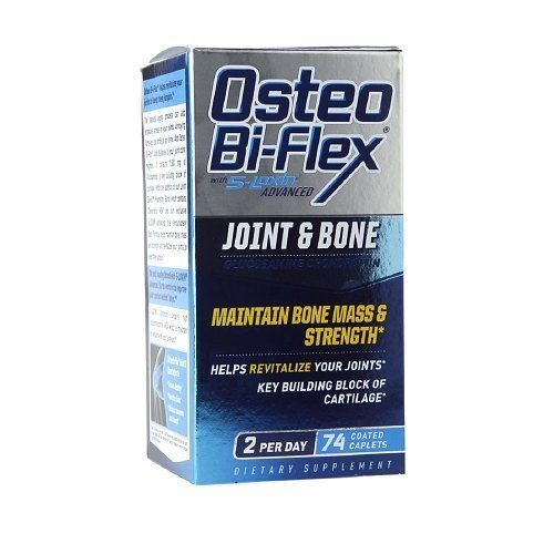 Osteo Bi-Flex Avec 5 Loxin Advanced Joint & Bone - 74 CT