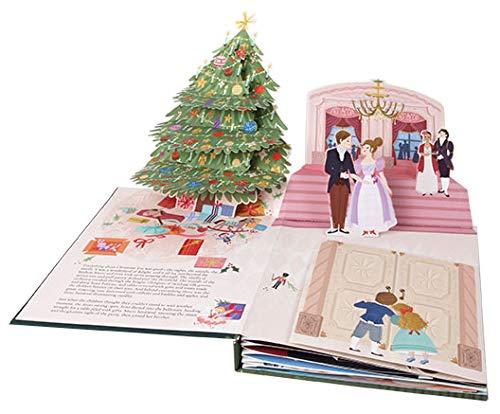 Nutcracker Ballet Gifts Princess House Dollhouse Nutcracker Gift Based on Nutcracker Movie 7 Pgs
