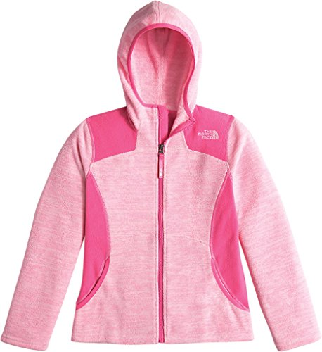 - The North Face Viva Fleece Hoodie Girls' Coy Pink Heather X-Large
