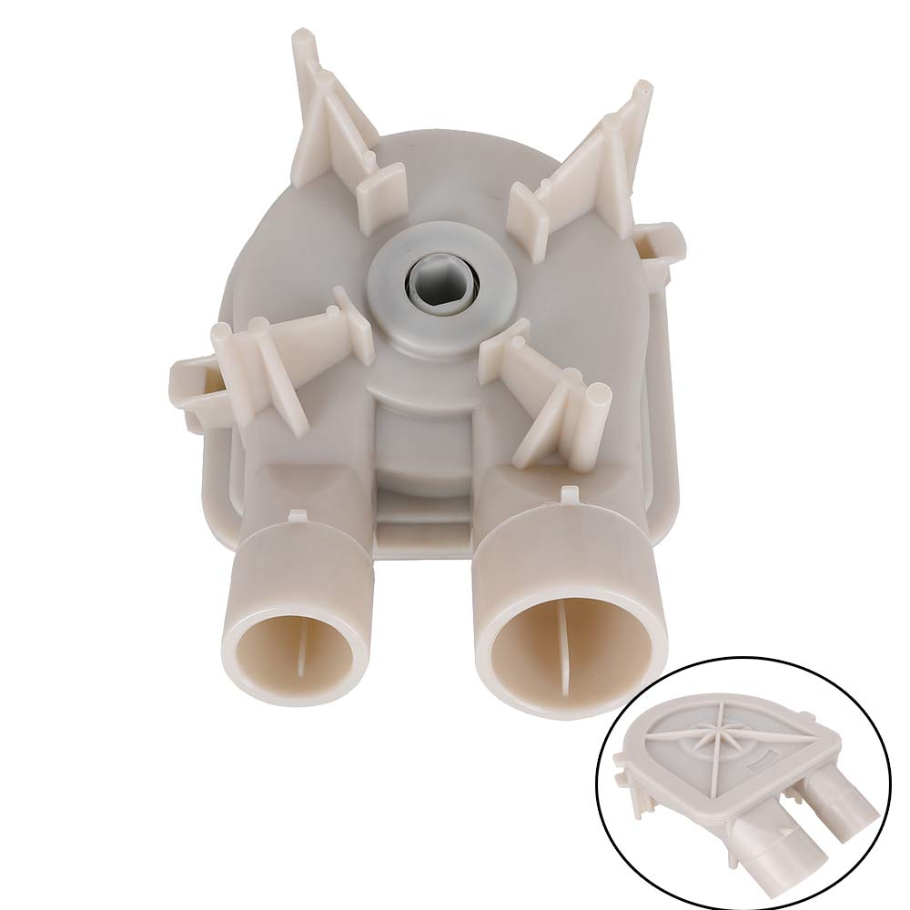 Amazon.com: 3363394 Washer Water Drain Pump for Whirlpool ...