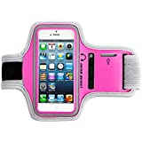 [Apple iPhone 5s Armband] Gear Beast Deluxe [Sport Gym Bike Cycle Jogging Running Walking] Armband fits iPhone 5s & iPhone 5 & iPhone 4s & iPhone 4 & iPod Touch [5th Gen]