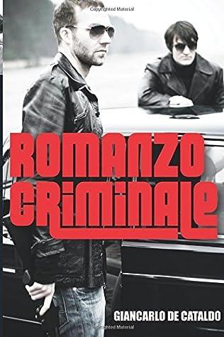book cover of Romanzo Criminale