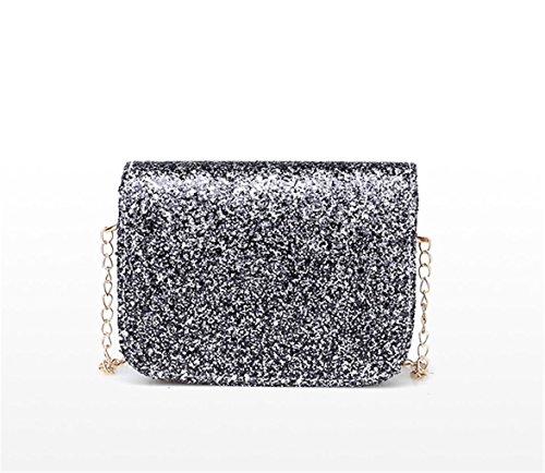 Cell Clutch Envelope Silver Women Phone Purses Bag For Evening Leather Nodykka Crossbody Shoulder Handbags FqRZgE0