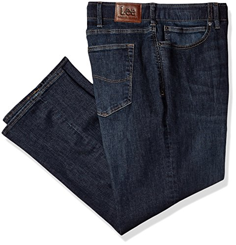 Tapered Leg Jeans - 4