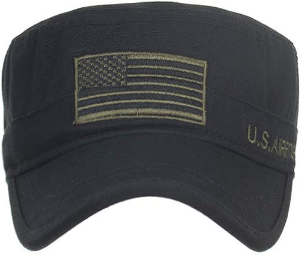 Women Men Cotton Twill Crops Hat Flat Top Cap Sun Sports Baseball Cap Casquette