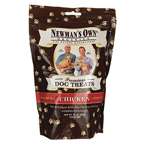 Medium Dog Treats Chicken 10 Ounce Pkg