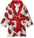 Disney Toddler Boys' Cars Robe, Gray, 4T