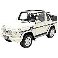 OTTO 1:18 Mercedes- Benz G-Class Cabriolet Year 2007 OT275 Resin Limited Edition of 2000 units only
