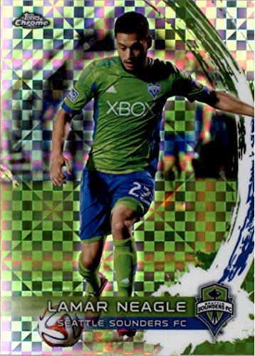 2014 Topps Chrome MLS X-Fractors #29 Lamar Neagle - NM-MT
